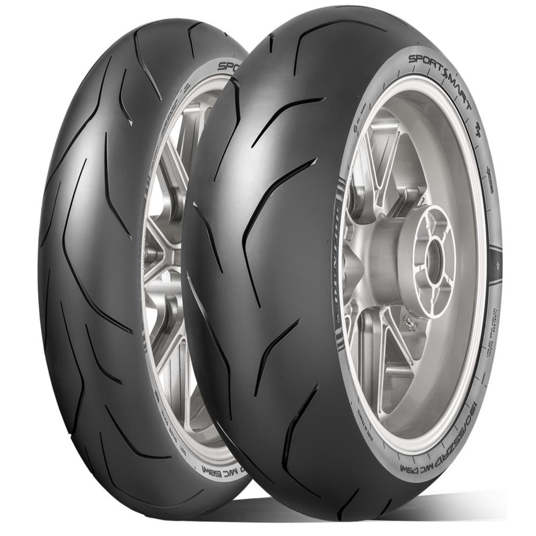 Däck FRAM Sportsmart TT Dunlop