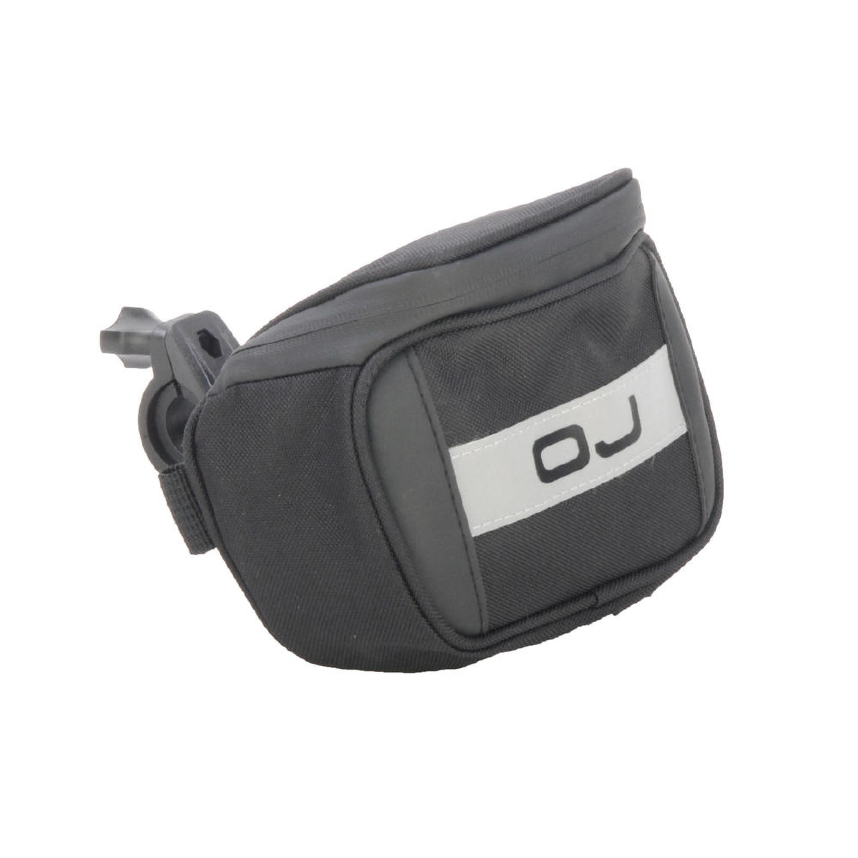 MC-Väska Pocket Fram Svart/Grå OJ