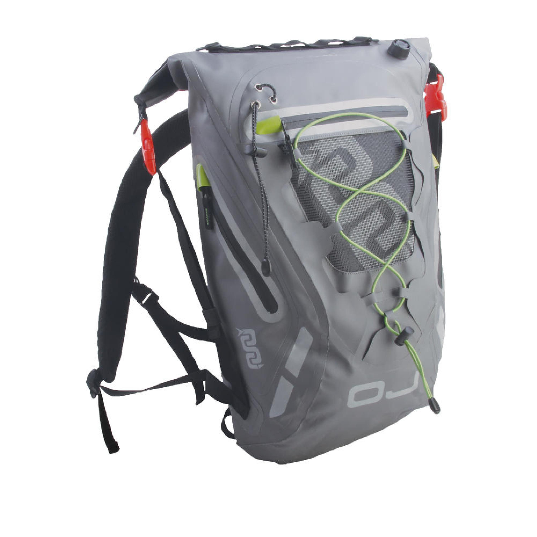 MC-Väska Dry Pack 20 Liter Grå OJ