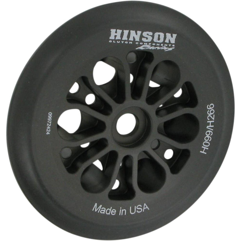 Tryckplatta Performance HINSON RACING