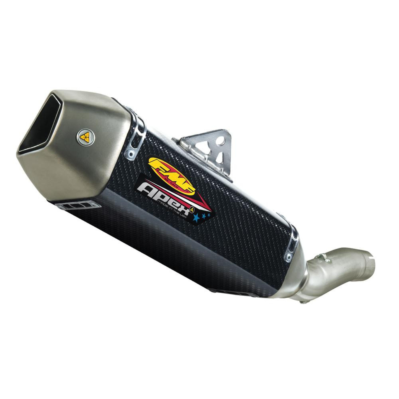 FMF Apex Slipon Carbon