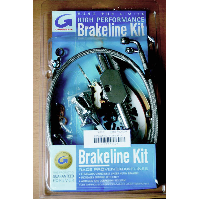 BRAKELINE KIT R FZS600
