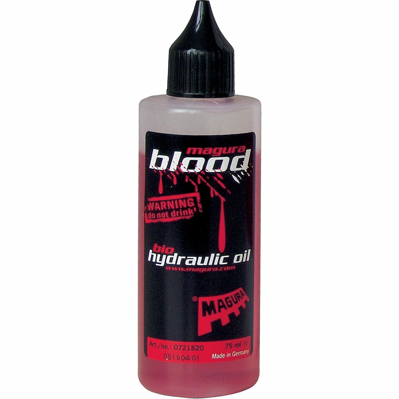 Hydralolja 100ML Magura Blood