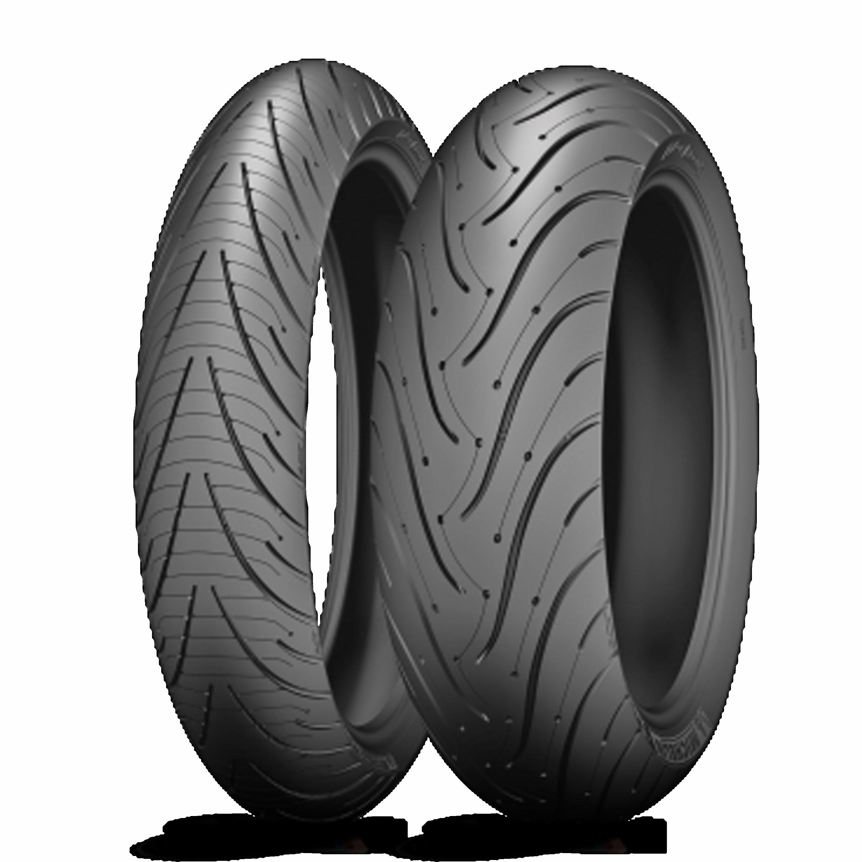 Michelin Pilot Road 3 110/70-17 Fram
