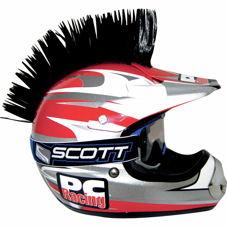 PC Racing Mohawk till hjälm