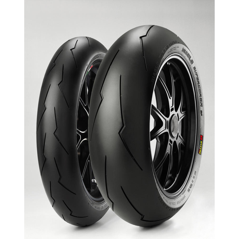 Pirelli Diablo Supercorsa SP V2 120/70-17 Fram