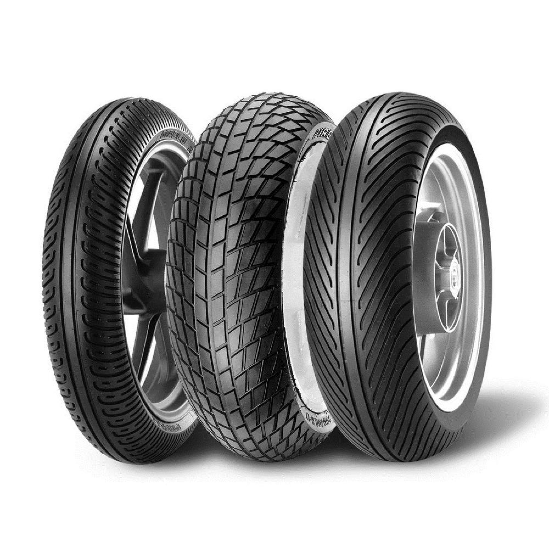 Pirelli Diablo RAIN 120/70-17 Fram