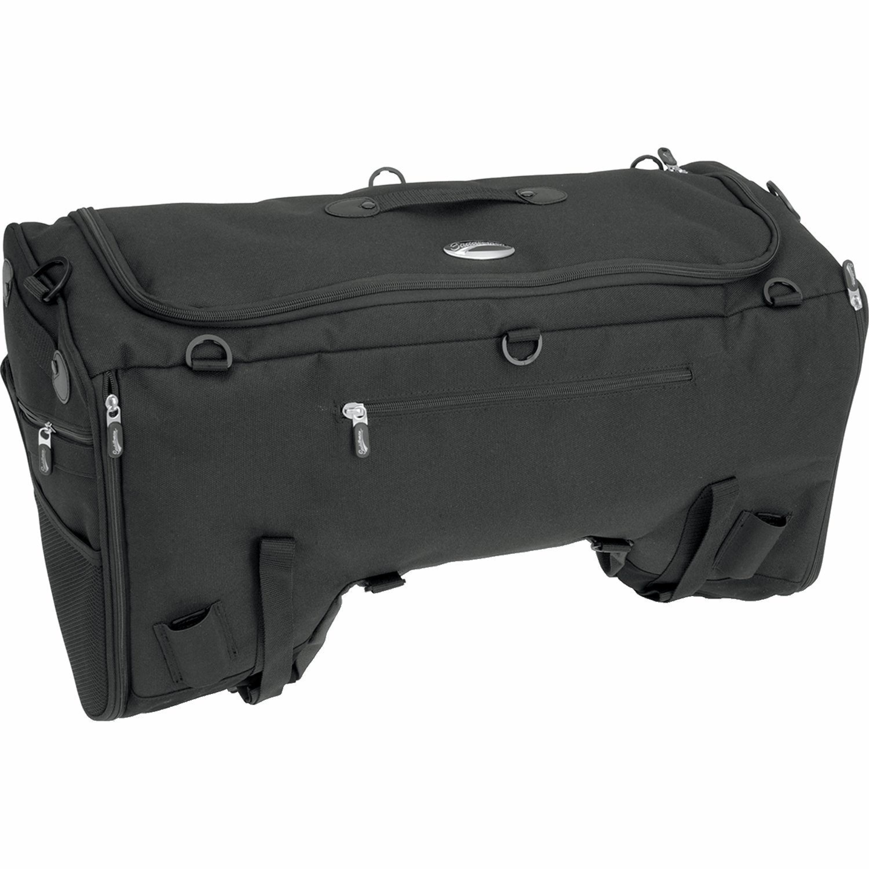Stänkskärmsväska TS3200DE Sport Tail Svart SADDLEMEN