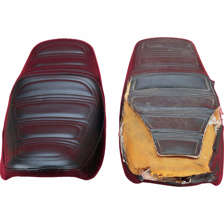 SEAT CVR,GL1500 88-94 GRY