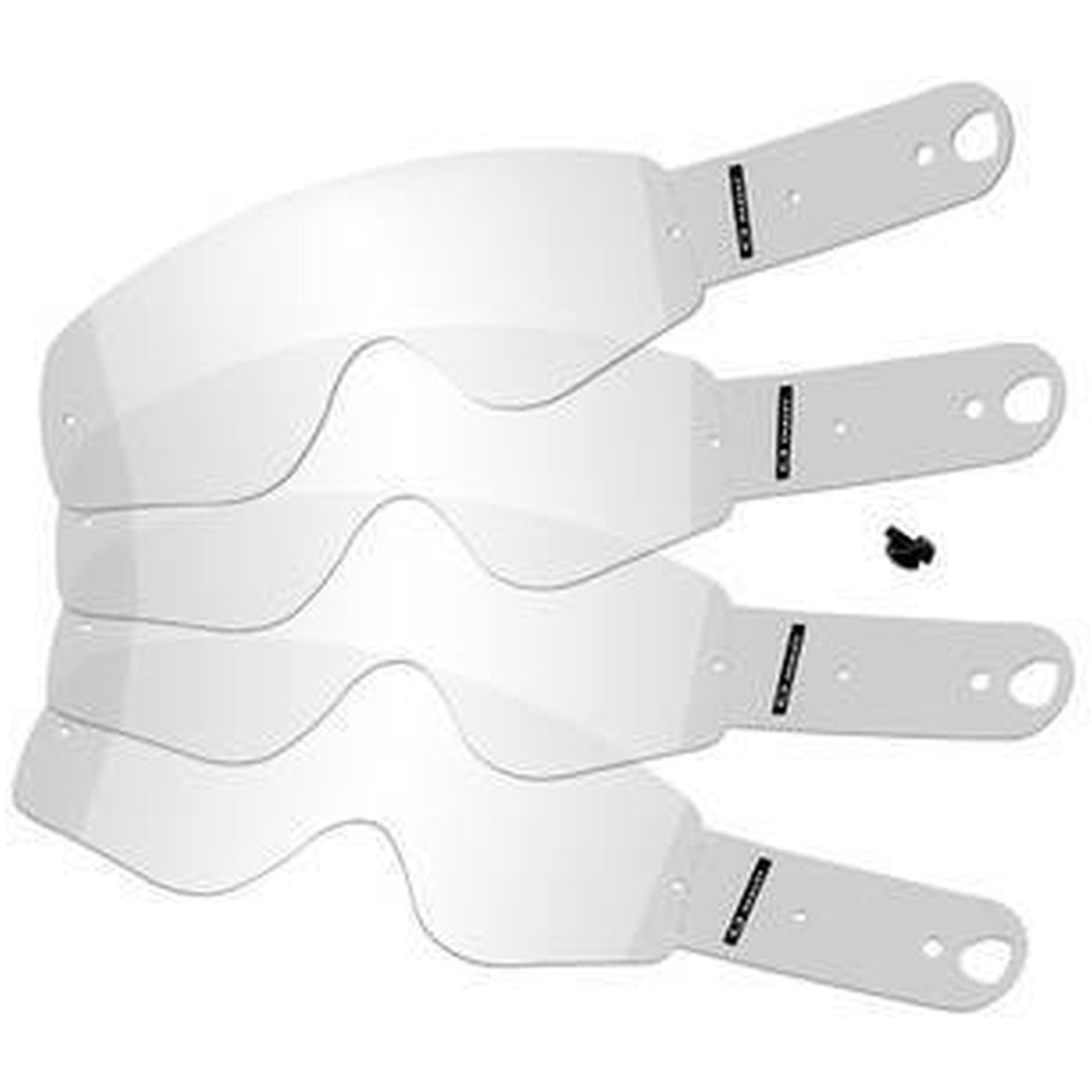 Oakley Tear Off - XS O Frame Laminated 14-pack