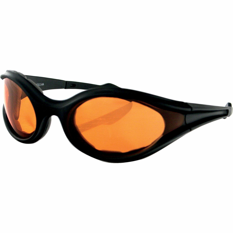 Bobster MC-Glasögon ES114 Amber