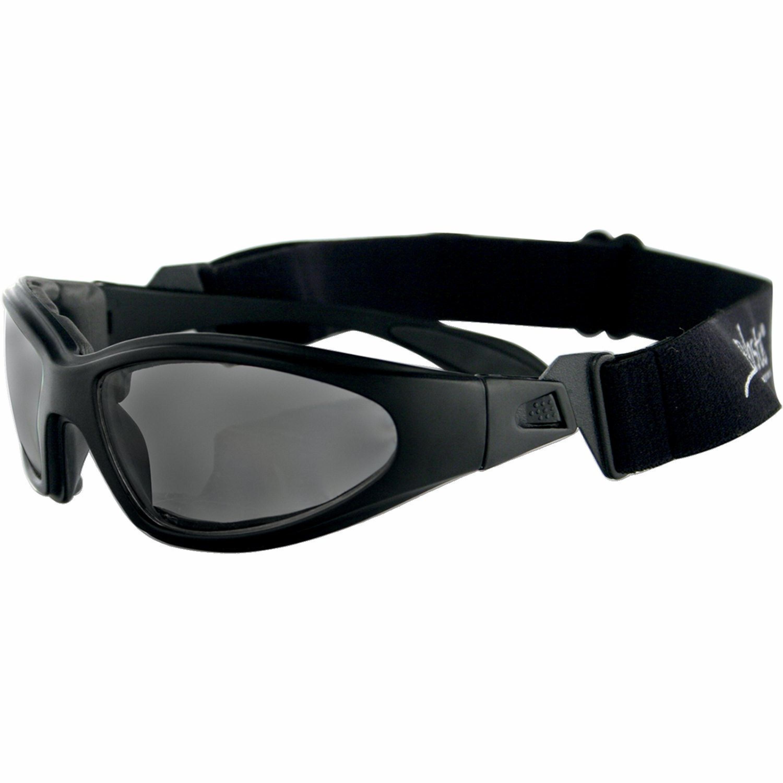 Bobster MC-Glasögon GXR Smoke