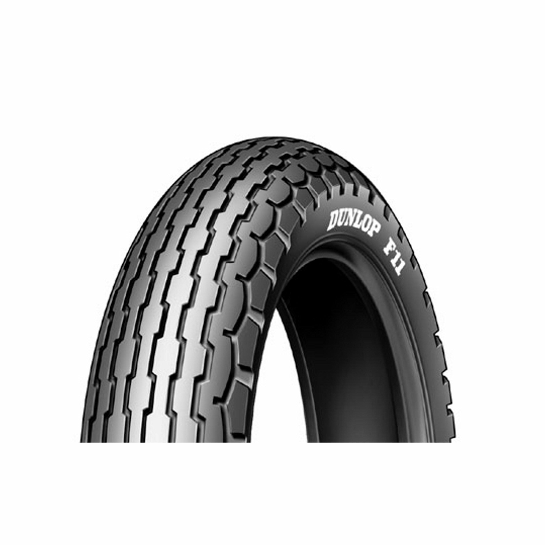 Dunlop F11 100/90-19 Fram