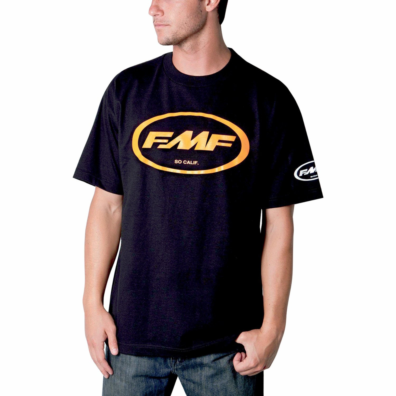 FMF Classic Don Svart/Orange