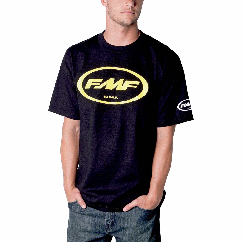 FMF Classic Don Svart/Gul