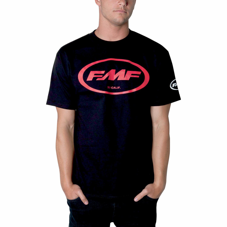 FMF Classic Don Svart/Röd