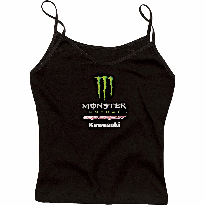 Pro Circuit Girls Monster Svart