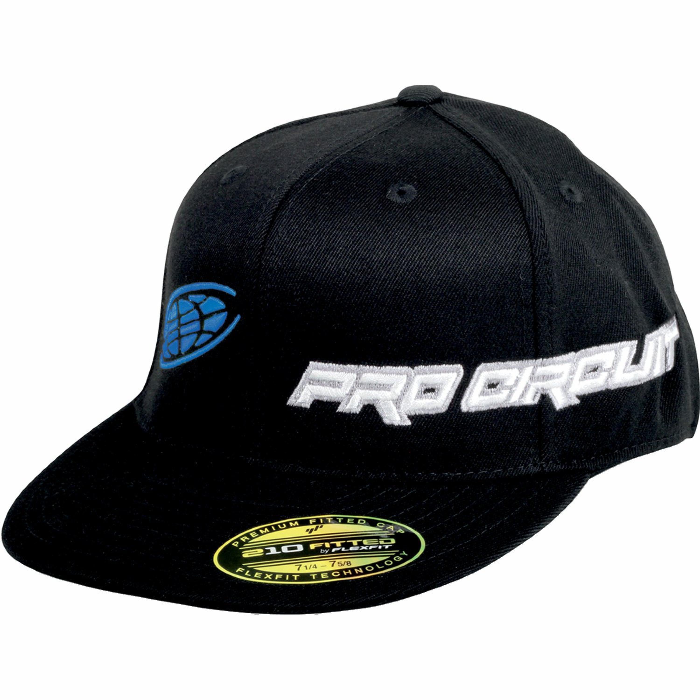Pro Circuit Keps Straight Blå
