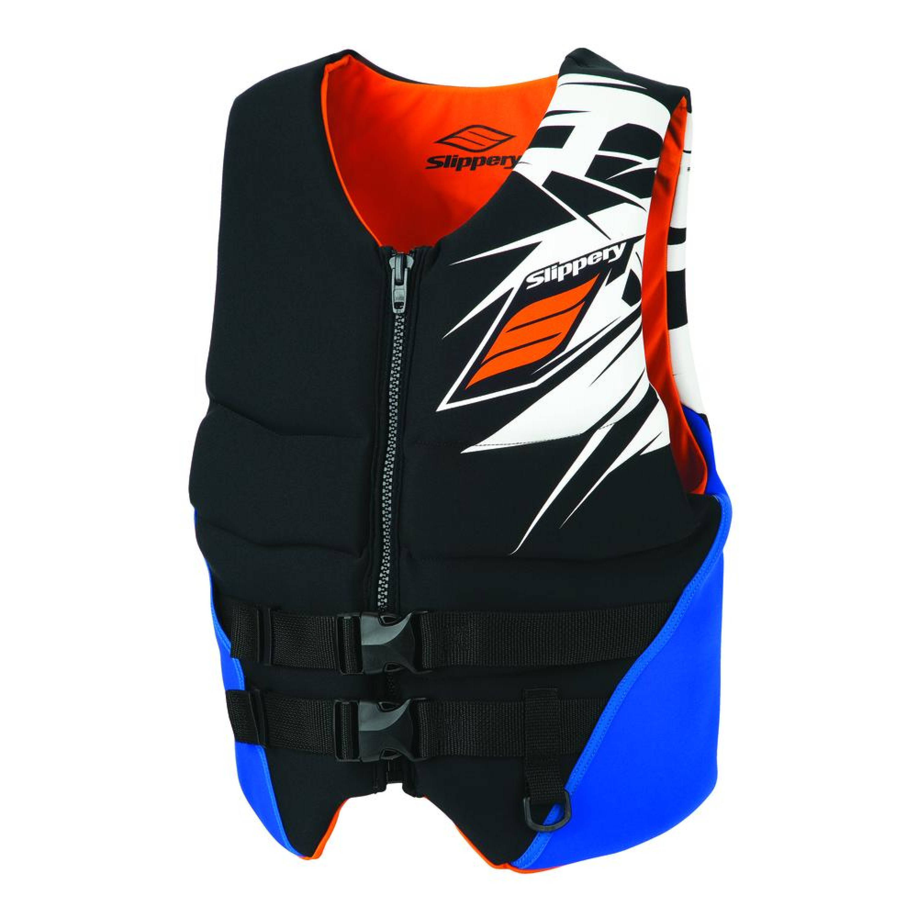 VEST REV CE BK/OR XS