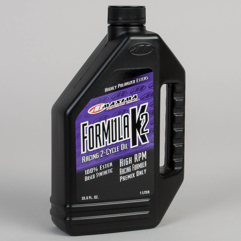 Motorolja 2-Takt Helsyntet Formula K2 1L Maxima
