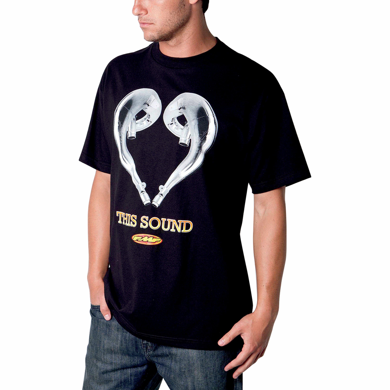 FMF Love Sound Svart