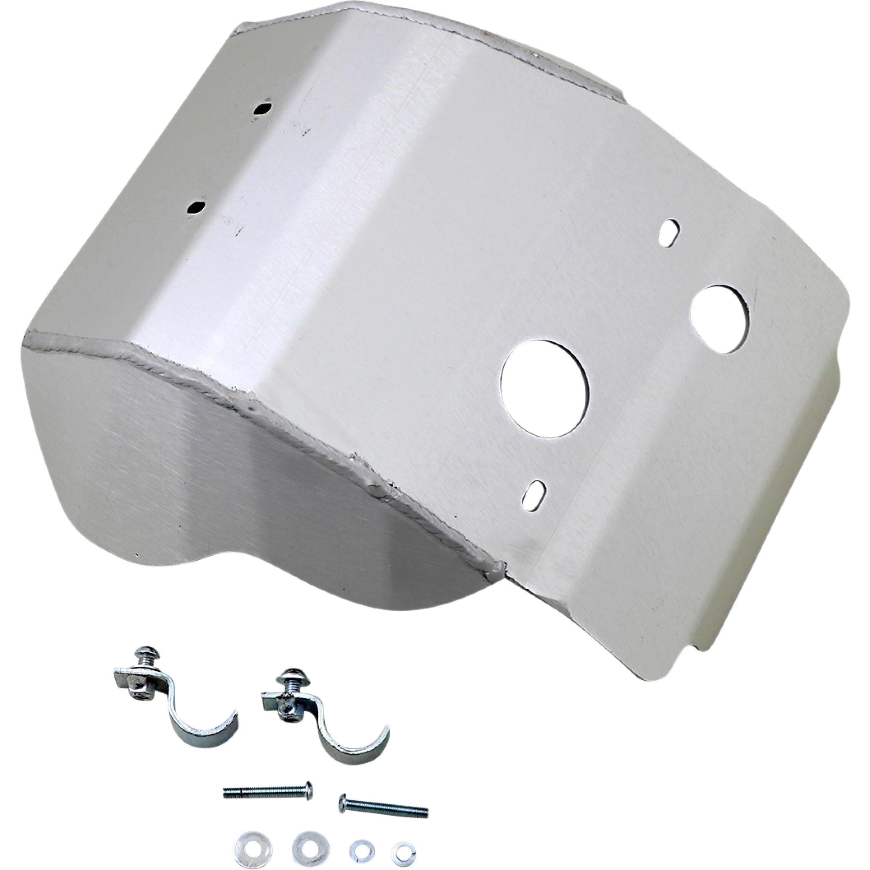 Hasplåt Aluminium Moose