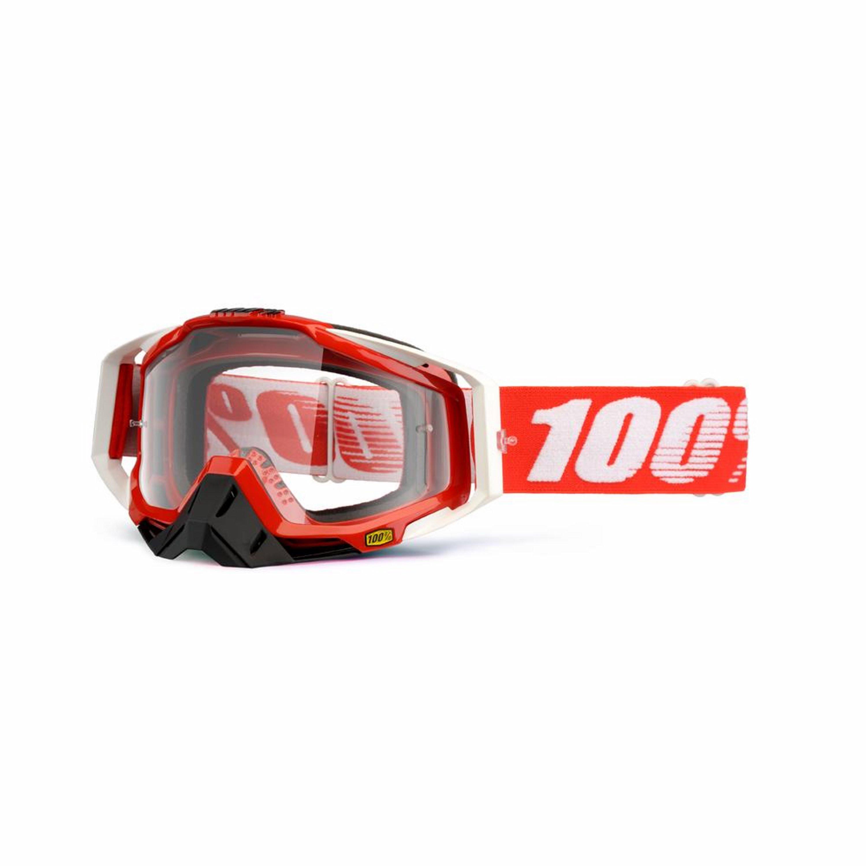 100% Racecraft Fire Spegellins
