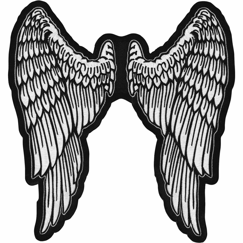 PATCH ANGEL WINGS