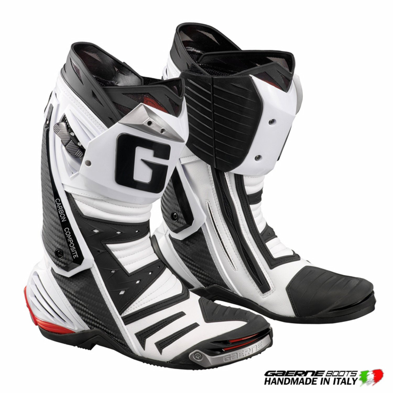 Gaerne MC-stövlar GP1 Vit