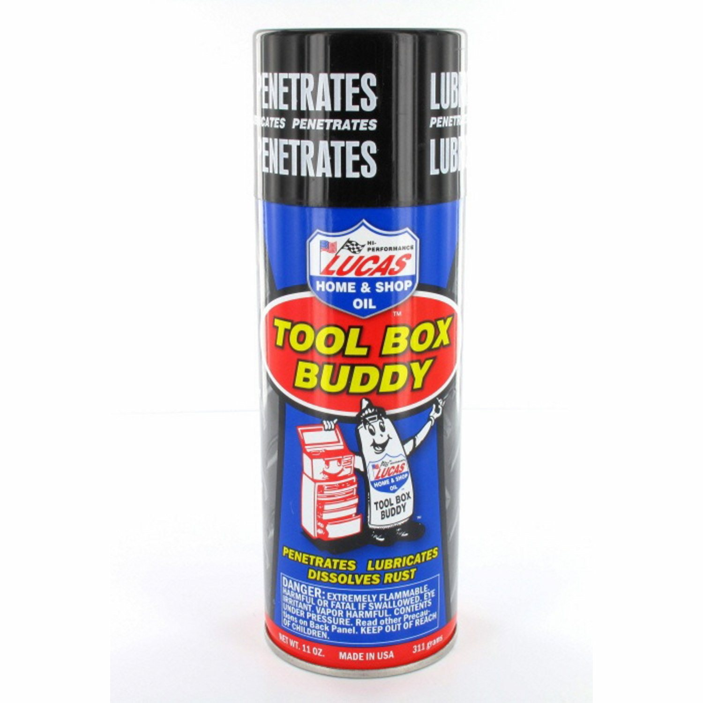 Universalspray Tool Box Buddy 325ml Lucas Oil