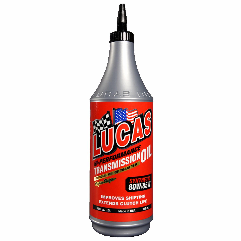 Växellådsolja Hi-Performance 80W/85W 946ml Lucas Oil