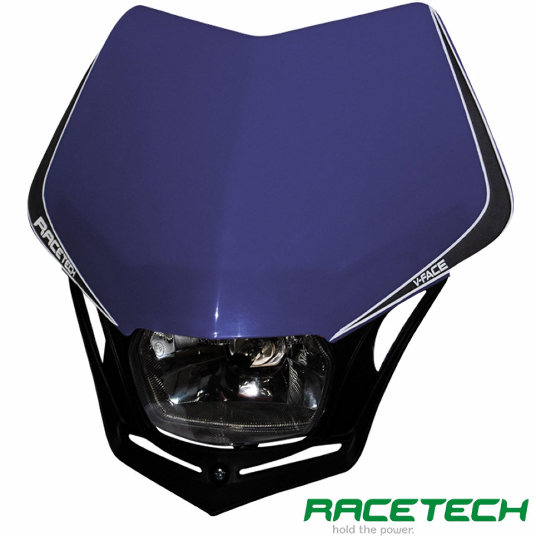 Framlampa V-Face Racetech