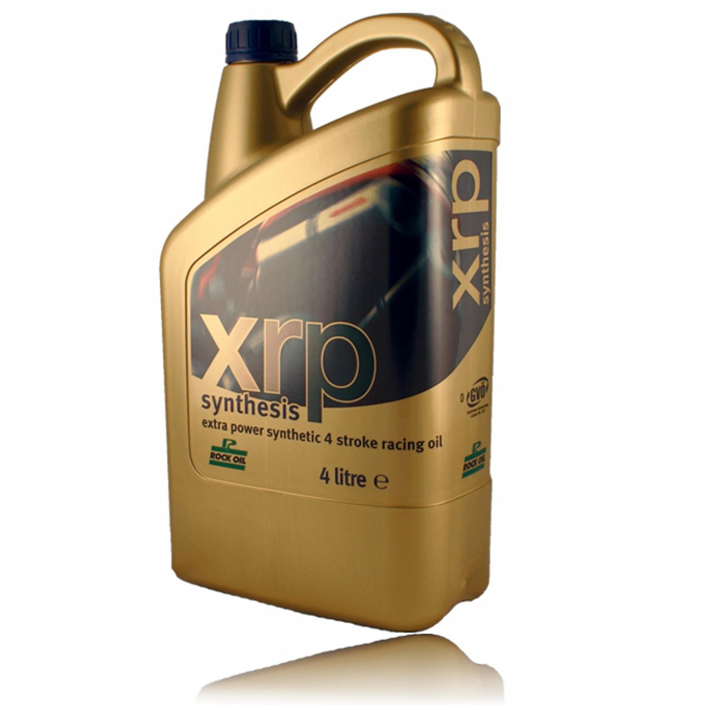 Motorolja XRP Extra Power 4-T 4L ROCK OIL
