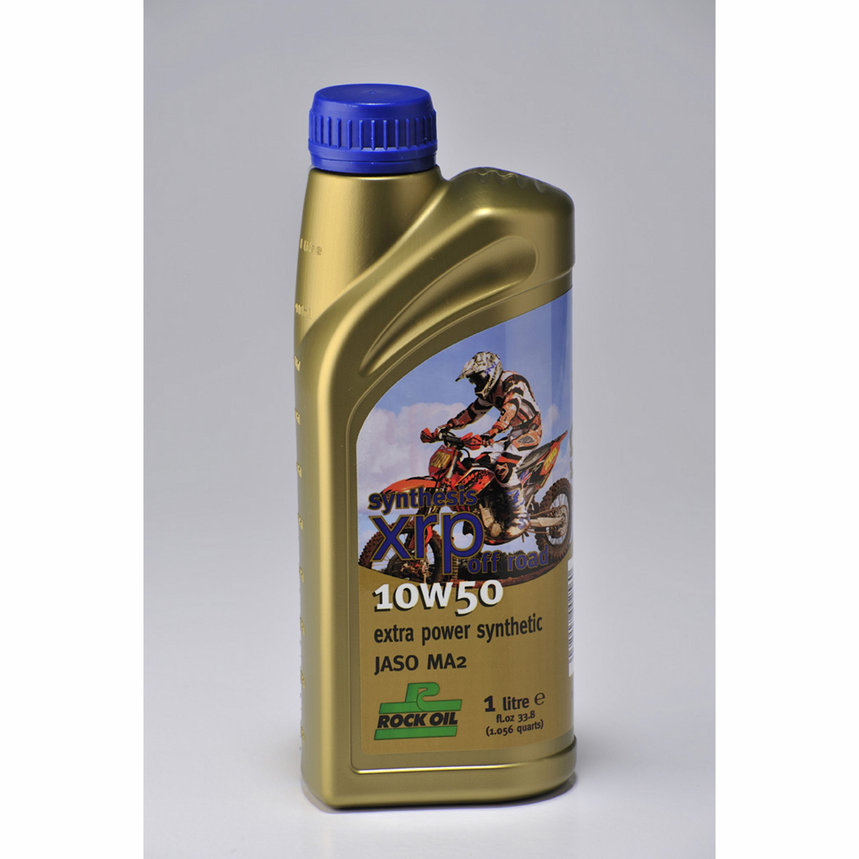 Motorolja Helsyntet XRP Off Road 10W50 1 Liter Rock Oil