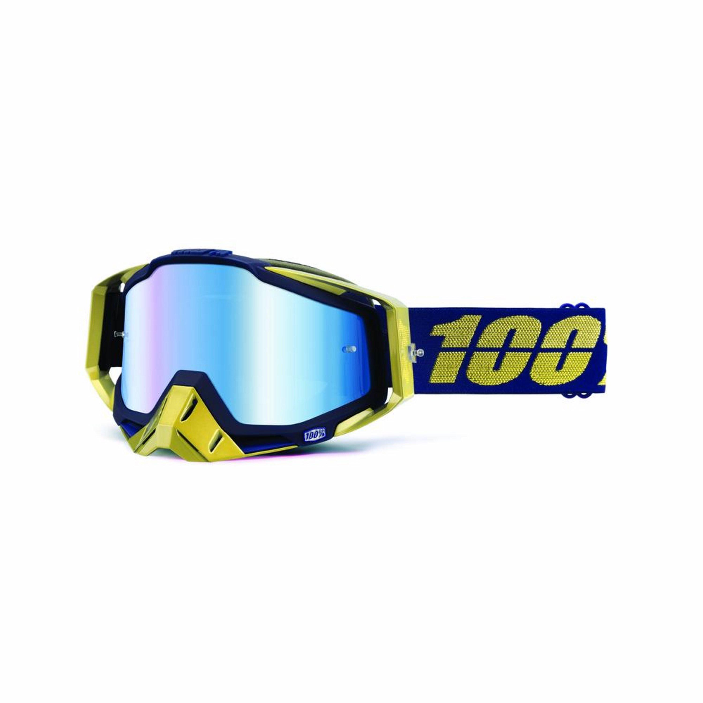 100% Crossglasögon RC Renaissance Blå Spegel