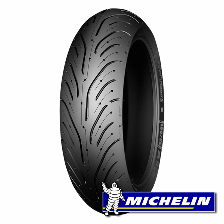 Michelin Pilot Road 4 Trail 150/70-17 Bak
