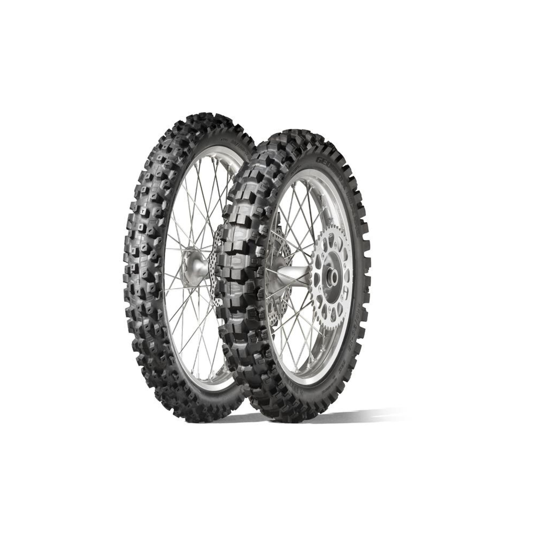 Dunlop Geomax MX52 70/100-10 Bak