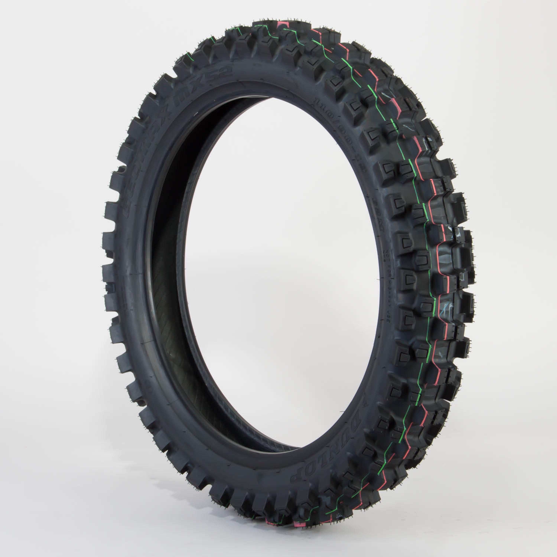 Dunlop Geomax MX52 110/90-19 Bak