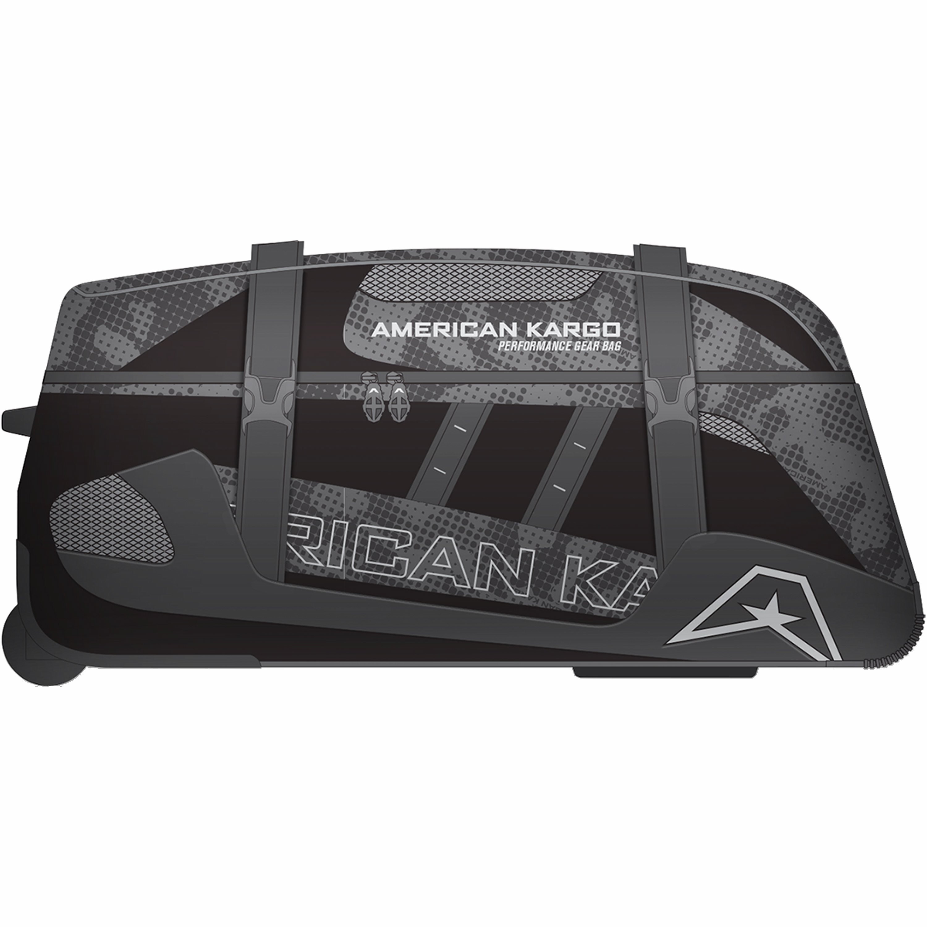 American Cargo GEAR BAG LARGE Roller
