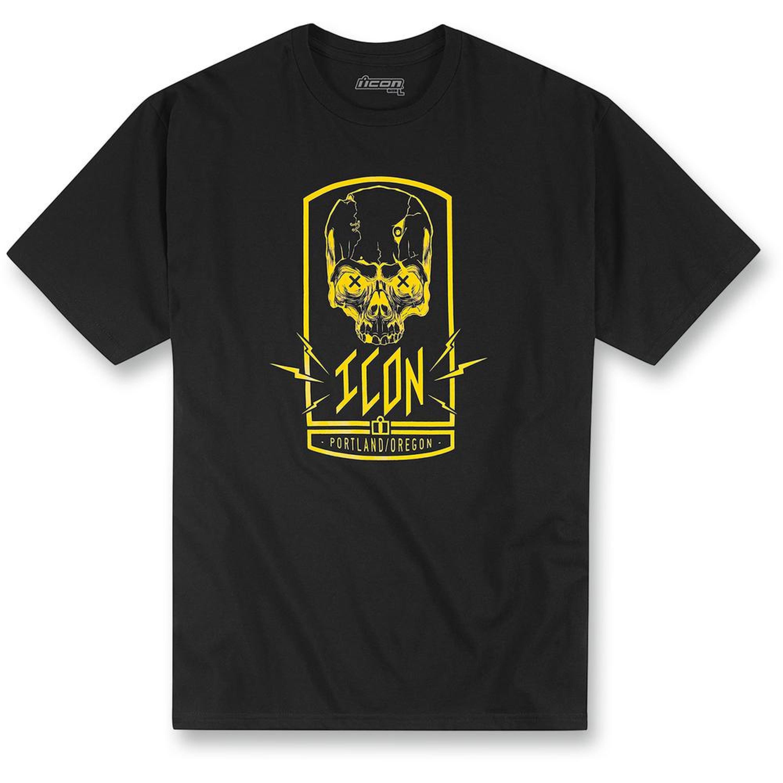Icon T-Shirt Crosseyed Svart