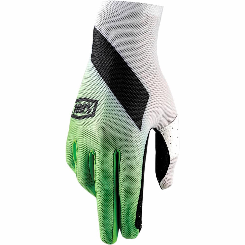 100% Crosshandskar Celium Slant Grön
