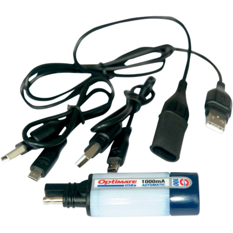 USB Laddare Universal Mini OPTIMATE