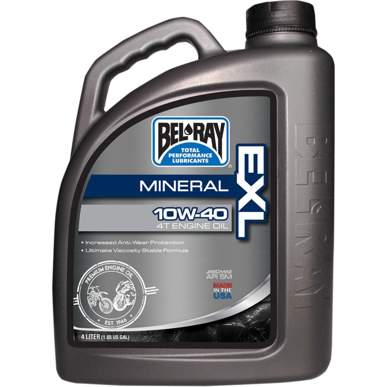 EXL Mineral Olja BEL-RAY