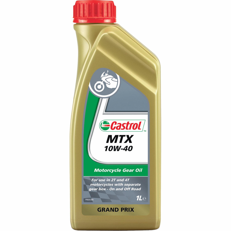 MTX 10W-40 1L Castrol