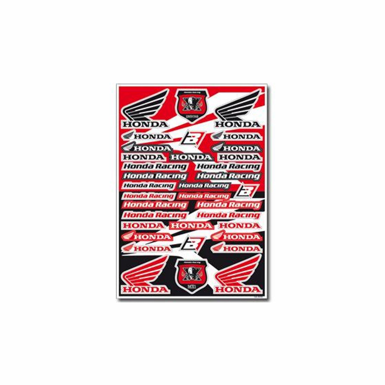 Dekal logo kit Honda Blackbird Racing