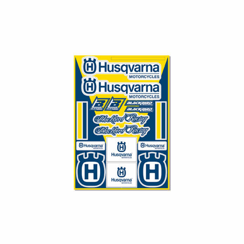 Dekalark Universal  Husqvarna Blackbird Racing