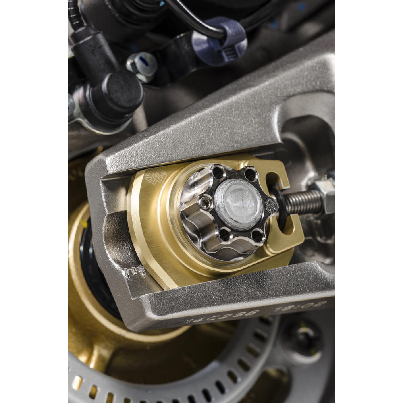 Hjulmutter ACM Pin-Interlock CNC GILLES TOOLING