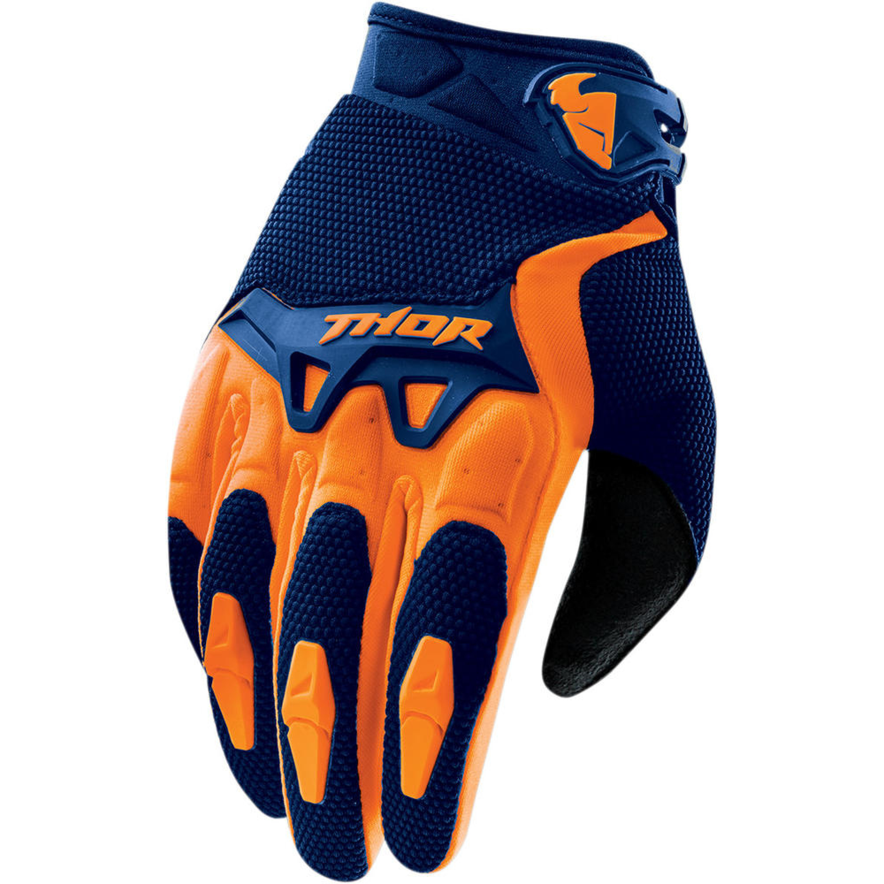 Thor Crosshandskar Spectrum 2016 Navy/Orange