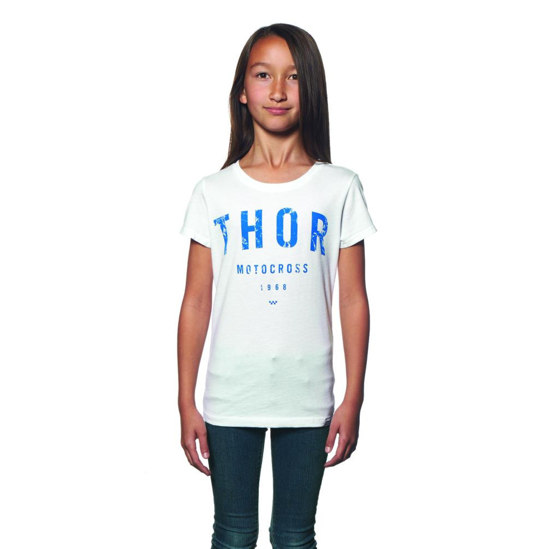 THOR T-Shirt Shop Tjej Barn 2016 Vit