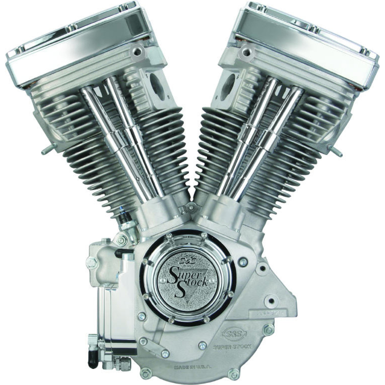 ENGINE V80 SIL